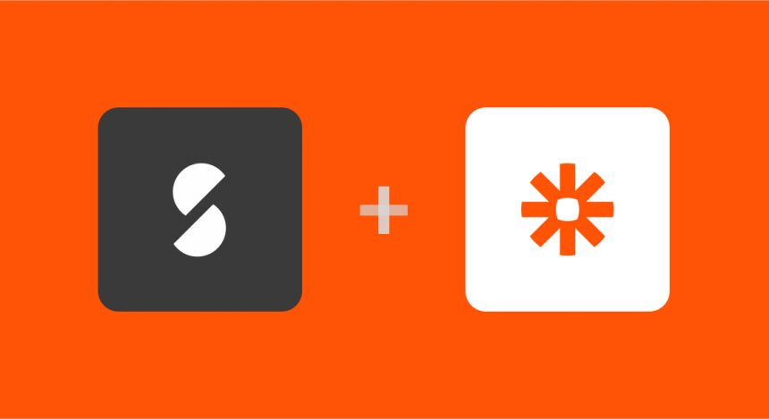 You can now use Zapier with Optix