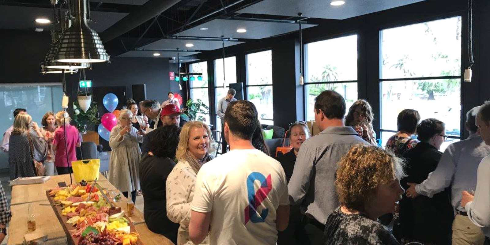 Grow Coworking Membership Host Pre-Launch Party