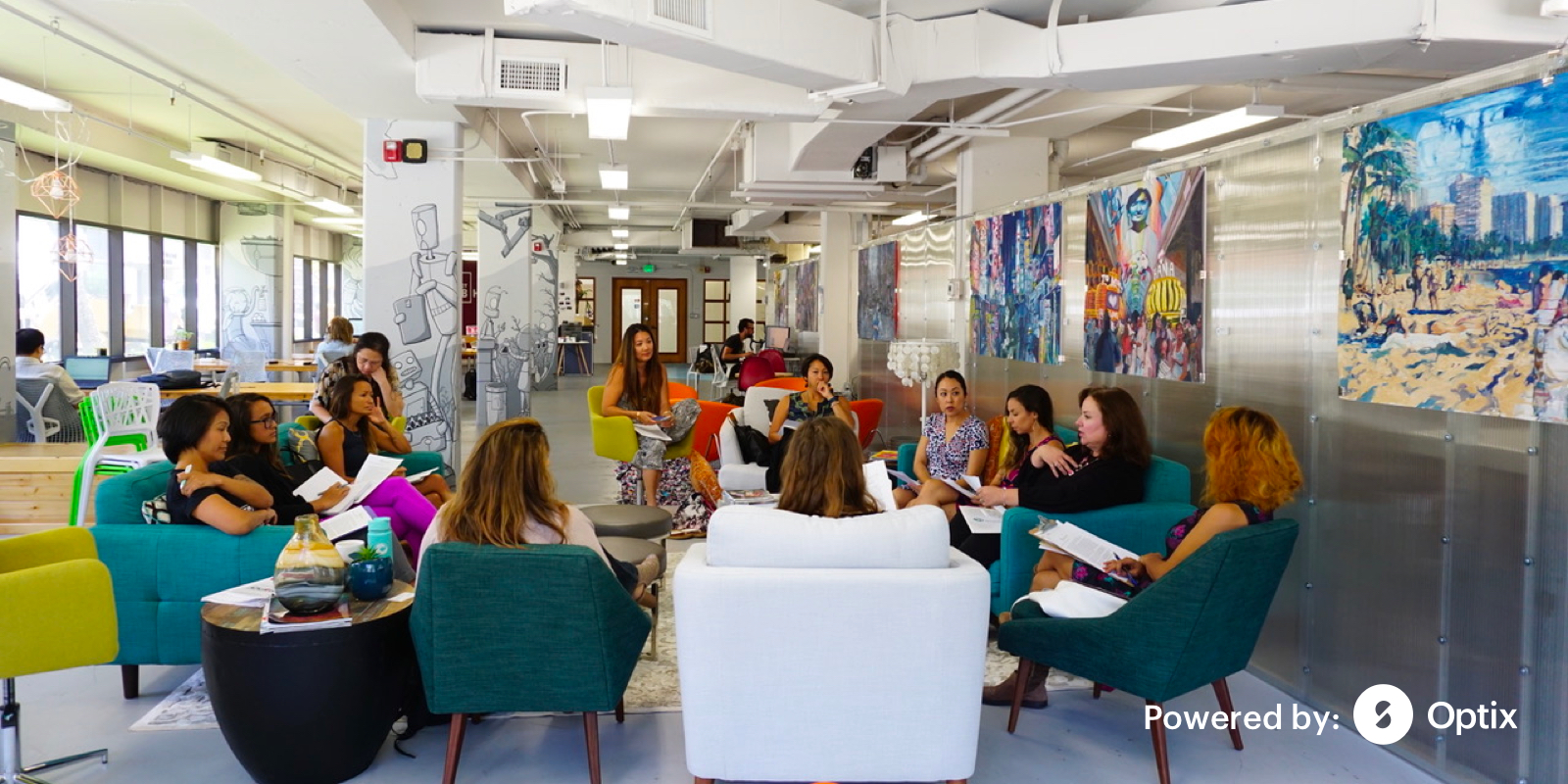 Impact Hub Honolulu - Coworking Franchise Model