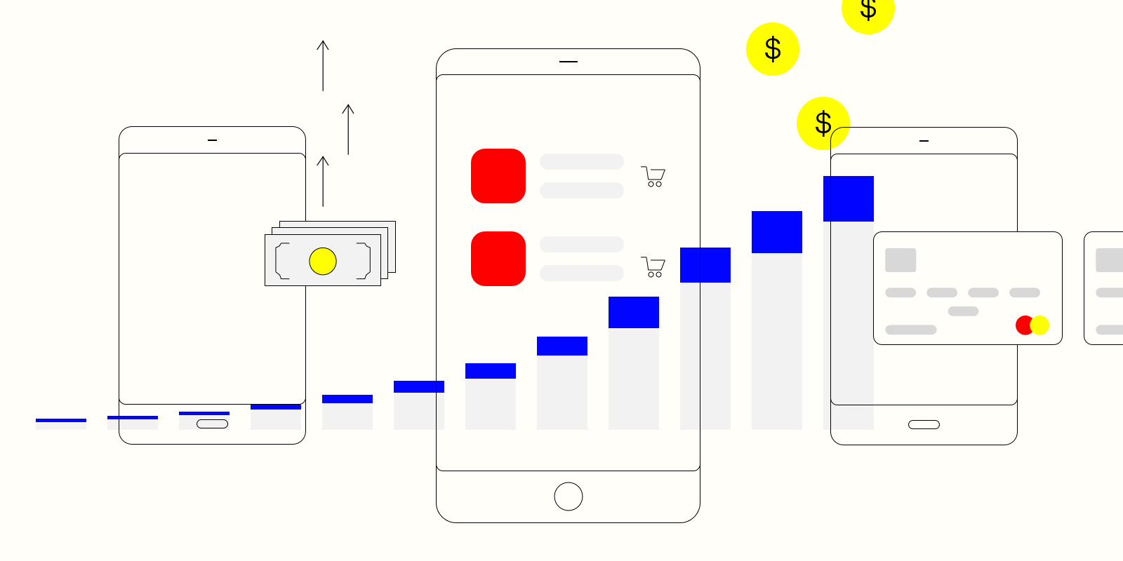 Having a mobile experience will increase your business' revenue